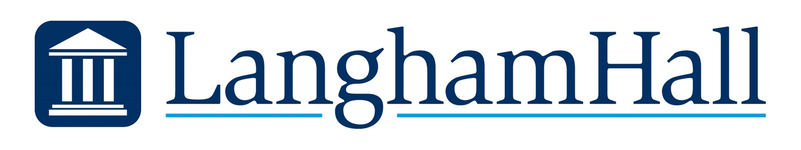 Langham Hall (Guernsey) Limited Logo