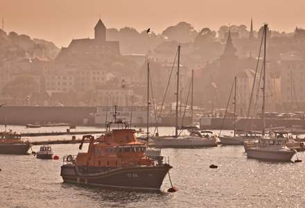 St peter port harbour w/lifeboat.jpg