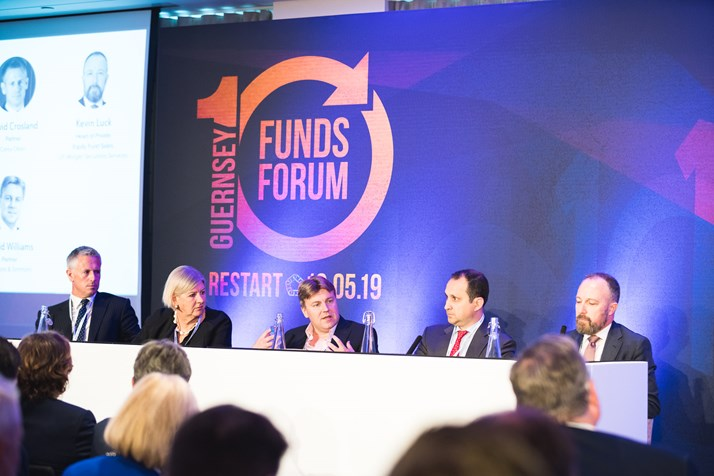 Structuring Private Capital Discussion at the 2019 Guernsey Funds Forum