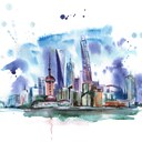 Shanghai Illustration