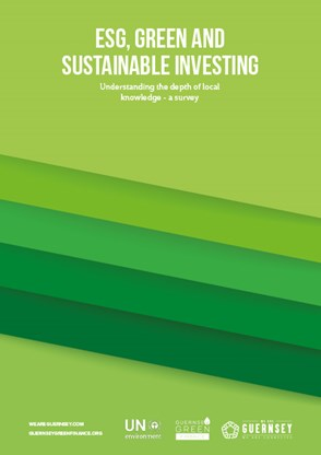 ESG, Green & Sustainable Investing - survey report