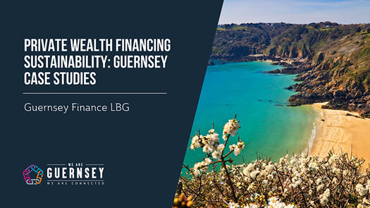 Private Wealth Financing Sustainability - Guernsey case studies