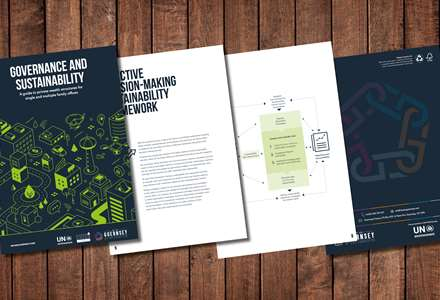 Governance And Sustainability Report